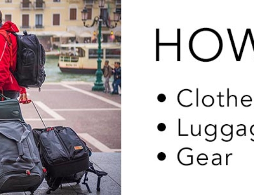 How To Pack For Europe